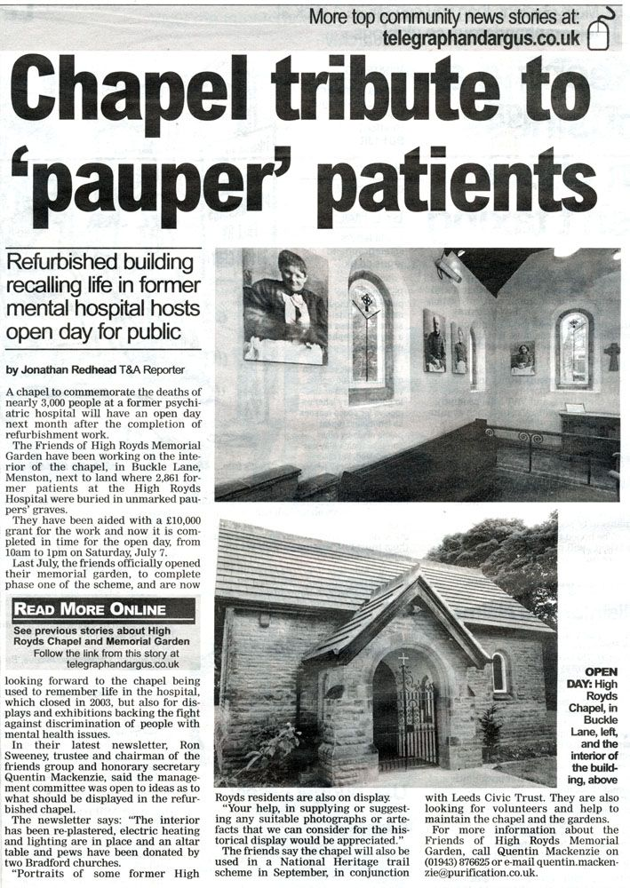 buckle lane open day telegraph and argus june 28 2012 sm.jpg