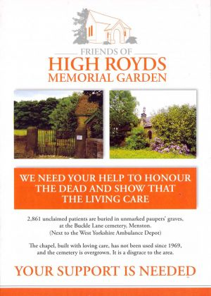 Memorial Garden Brochure
