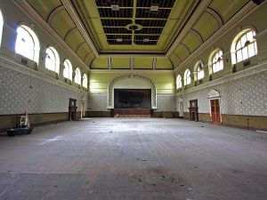 Ballroom, 2007