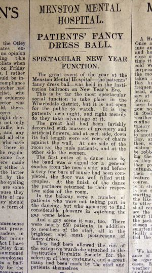 Fancy Dress Ball 1933, part 1
