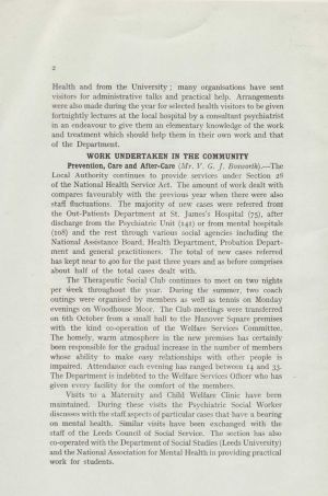 Mental Health Services 1958, page 2