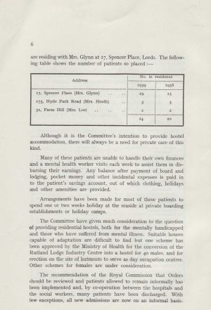 Mental Health Services 1958, page 6