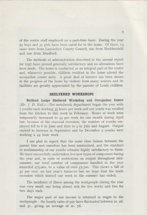 Mental Health Services 1958, page 9