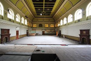 Ballroom - Recreation Hall.