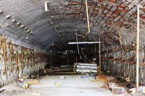 Service Tunnel, Nurses Residence