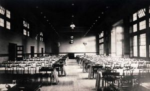 The Male dining Room