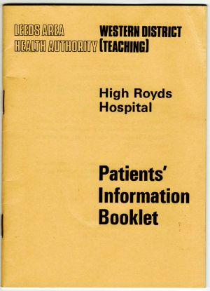 Patients Information