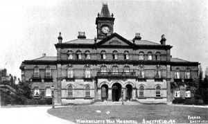 Wharncliffe War Hospital