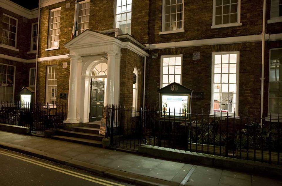 ... Quaker House York ...