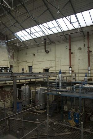 engine room tanks