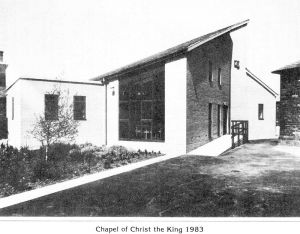 Multi faith Chapel 1983