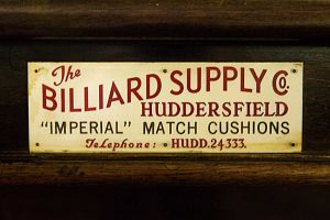 Billiard Table Supplier