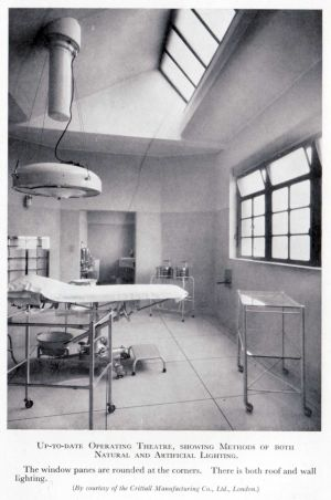The 1938 Mental Hospital