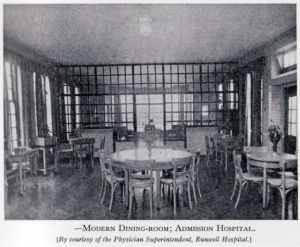 The 1938 Runwell Mental Hospital