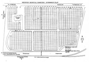 Cemetery Plan