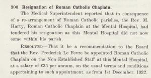 Catholic Chaplain