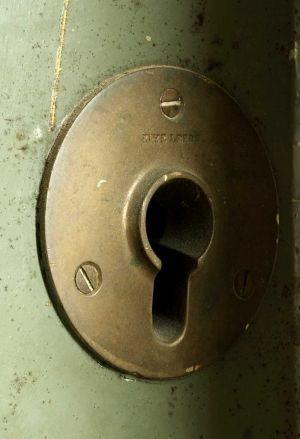 Ward 23 -24 Kitchen lock.