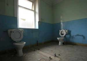 Washroom Ward 23 - 24.