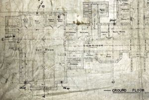ward 23 - 24 ground floor plan.