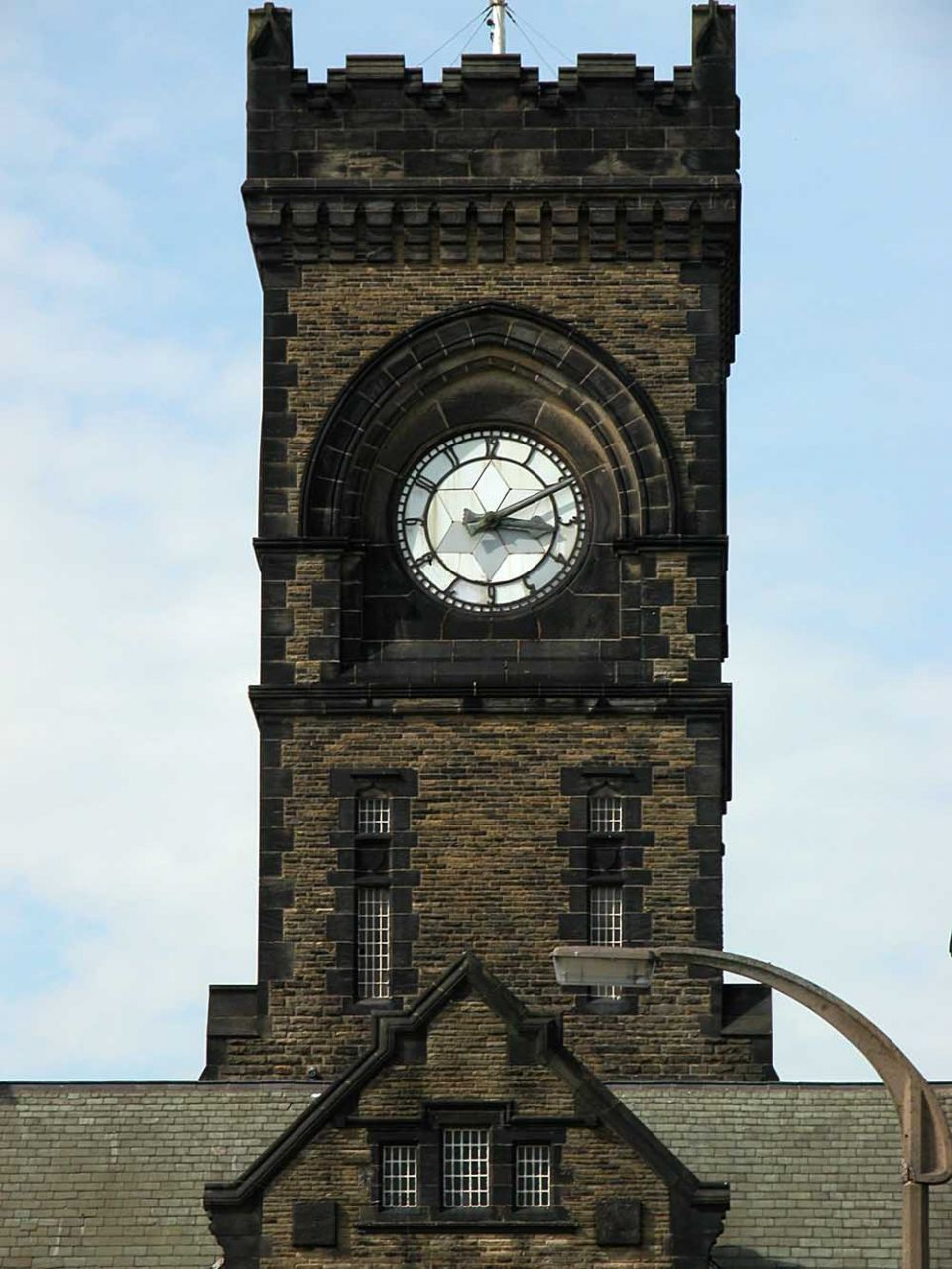 Clock Tower – The Hands Of Time