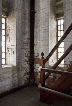 Clock Tower Stair Case