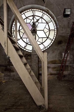 Clock Tower Stairs