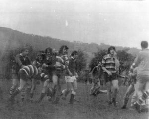 High Royds Rugby Team Circa 1971