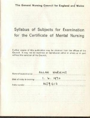 Student Syllabus