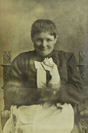 Cecily Sedgwick, over 50 years in Menston Asylum, buried Buckle Lane.
