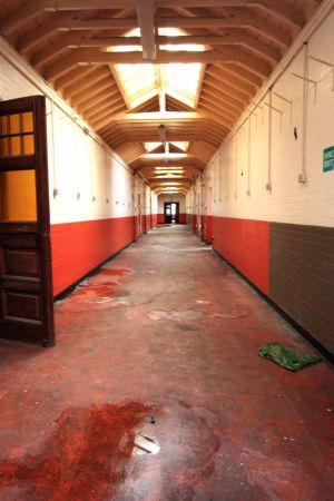 The Kitchen, Red Ballroom Corridor 2008