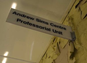 Andrew Sims Centre at the Surgical Block