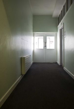 The Ground Floor Corridor