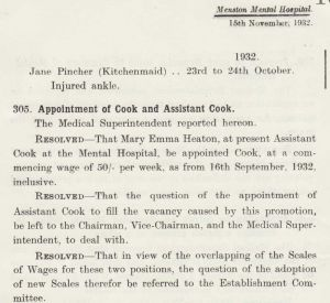 Cook And Assistant Cook Letter