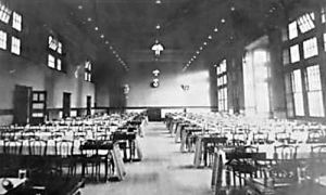 Male Dining Room