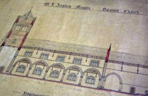 West Riding Asylum Chapel Plans