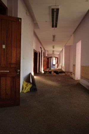Another Hospital Corridor