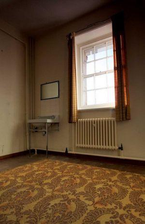 Empy Asylum Room