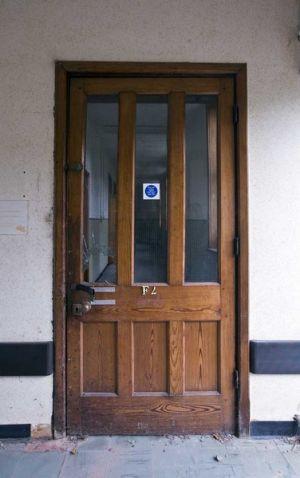 Asylum Ward Door