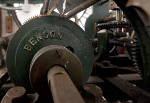 Benson, Bespoke Clock Movements