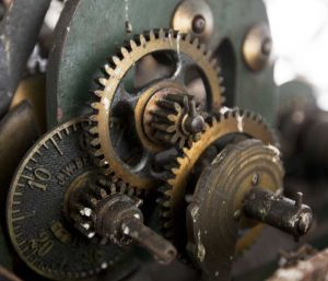 Clock Mechanism, March 18th 2010