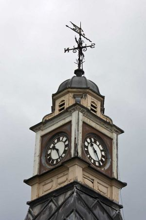 The Clock Tower - Westerly Wind July 2010