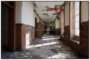 Female Infirmary, day room 2010