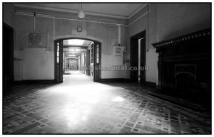 Entrance hall, 2010 Talgarth Corridor