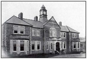 Entrance block 1902
