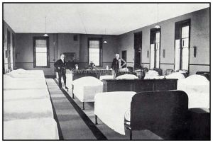 Male Epileptic Dormitory 1903