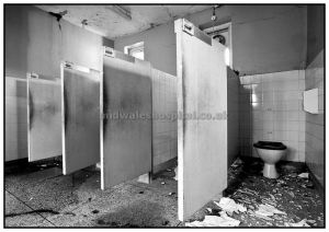 Female Infirmary Toilets