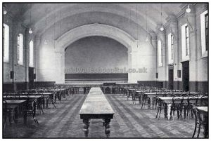 Recreation hall, 1903