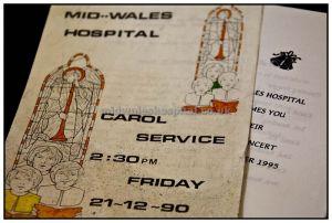 Mid Wales Carol Service