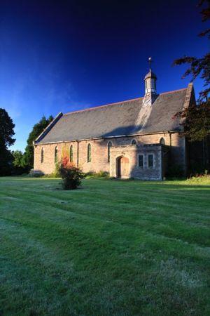 Chapel, October 2007