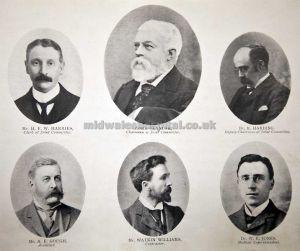 Contributors Talgarth Asylum